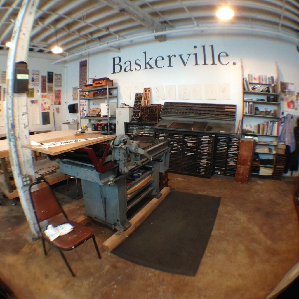 Baskerville., New Orleans, LA