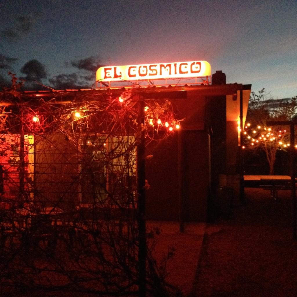 El Cosmico, Marfa, TX