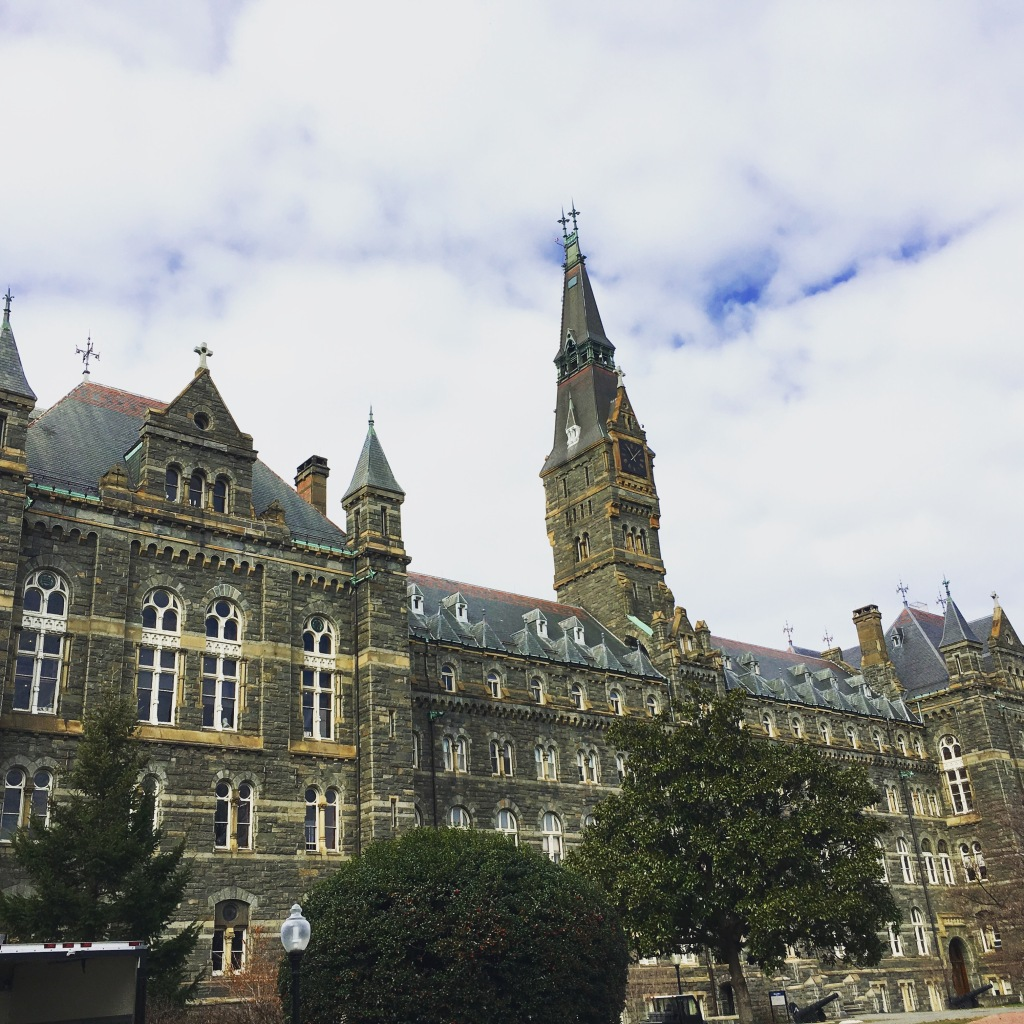 Georgetown University - Washington, DC
