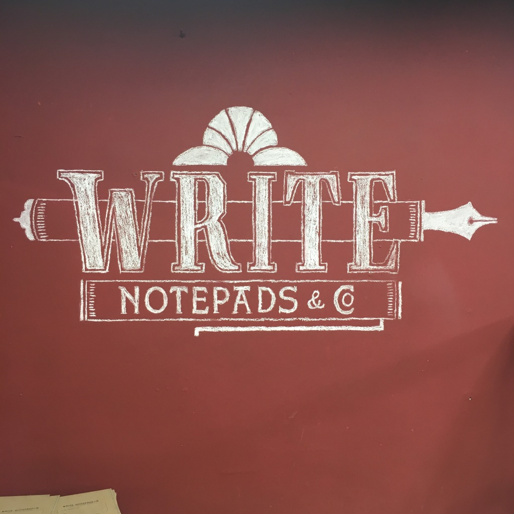 Write Notepads - Baltimore, MD