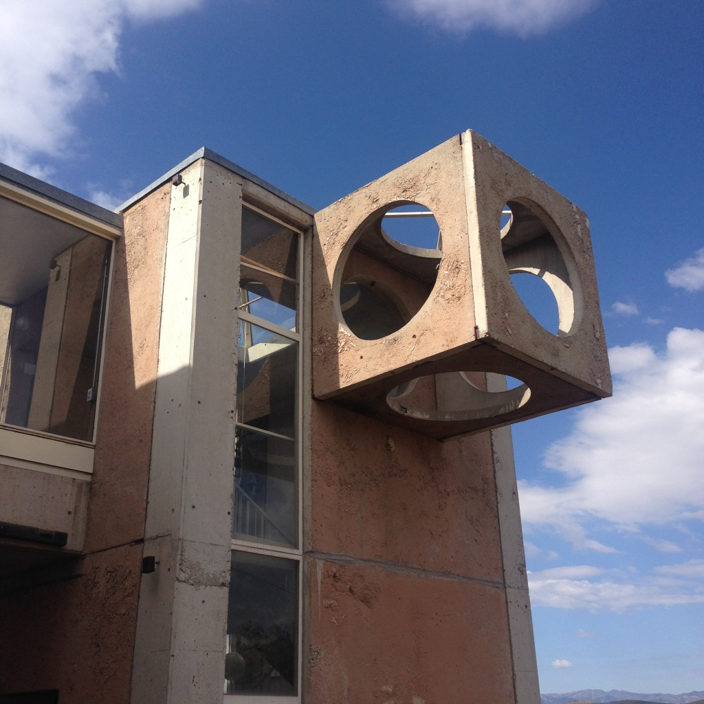 Arcosanti in Mayer, AZ