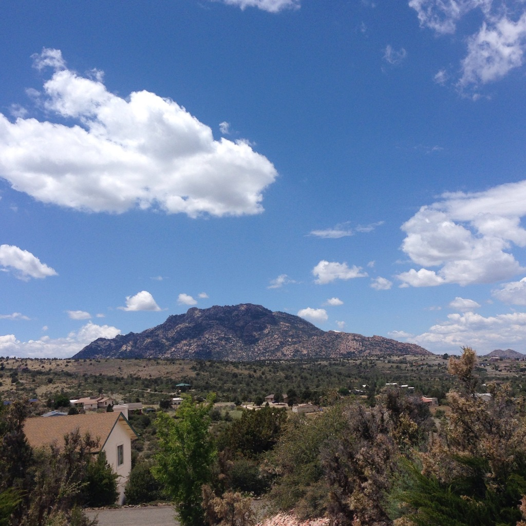 Granite Mountain, Prescott, AZ