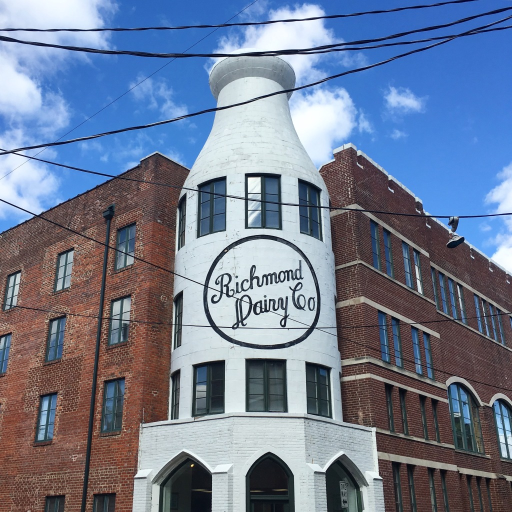 Richmond Dairy Co. building - Richmond, VA