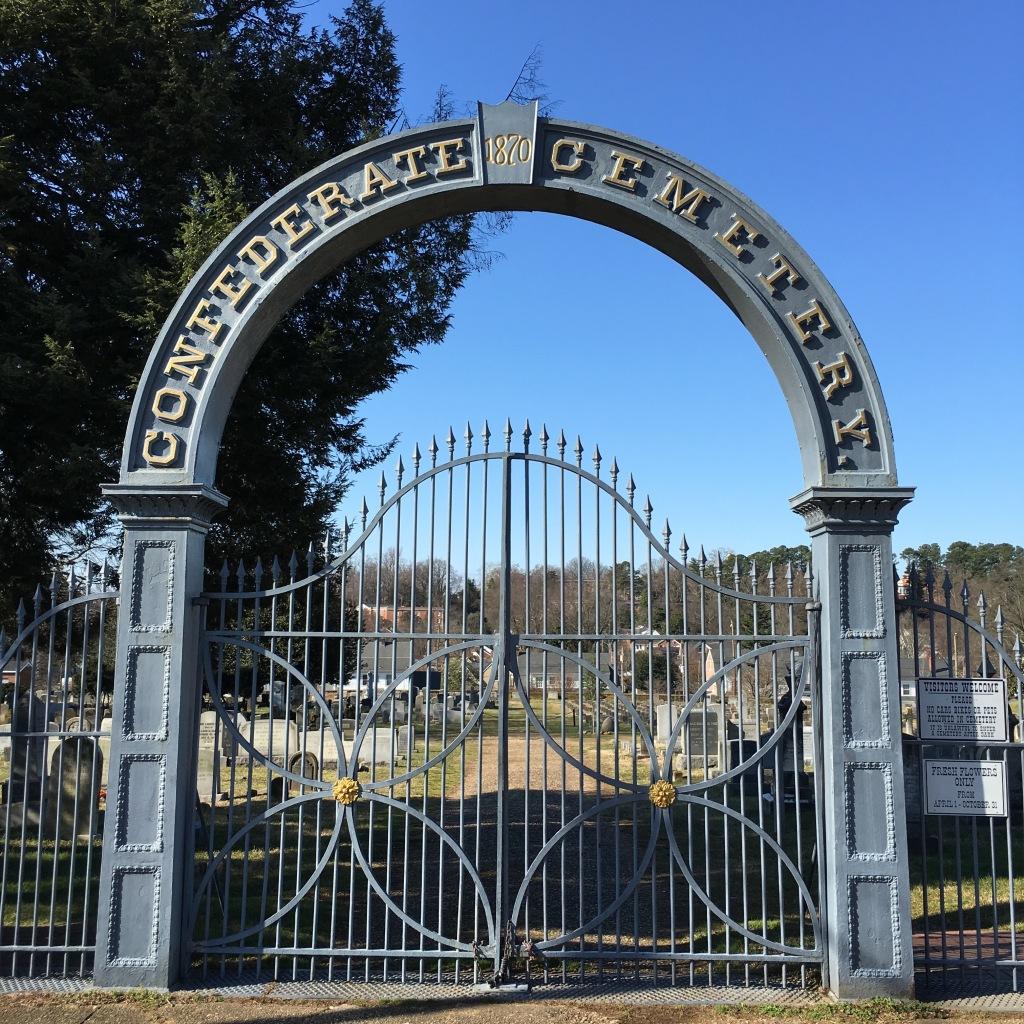 Confederate Cemetery - Fredericksburg, VA