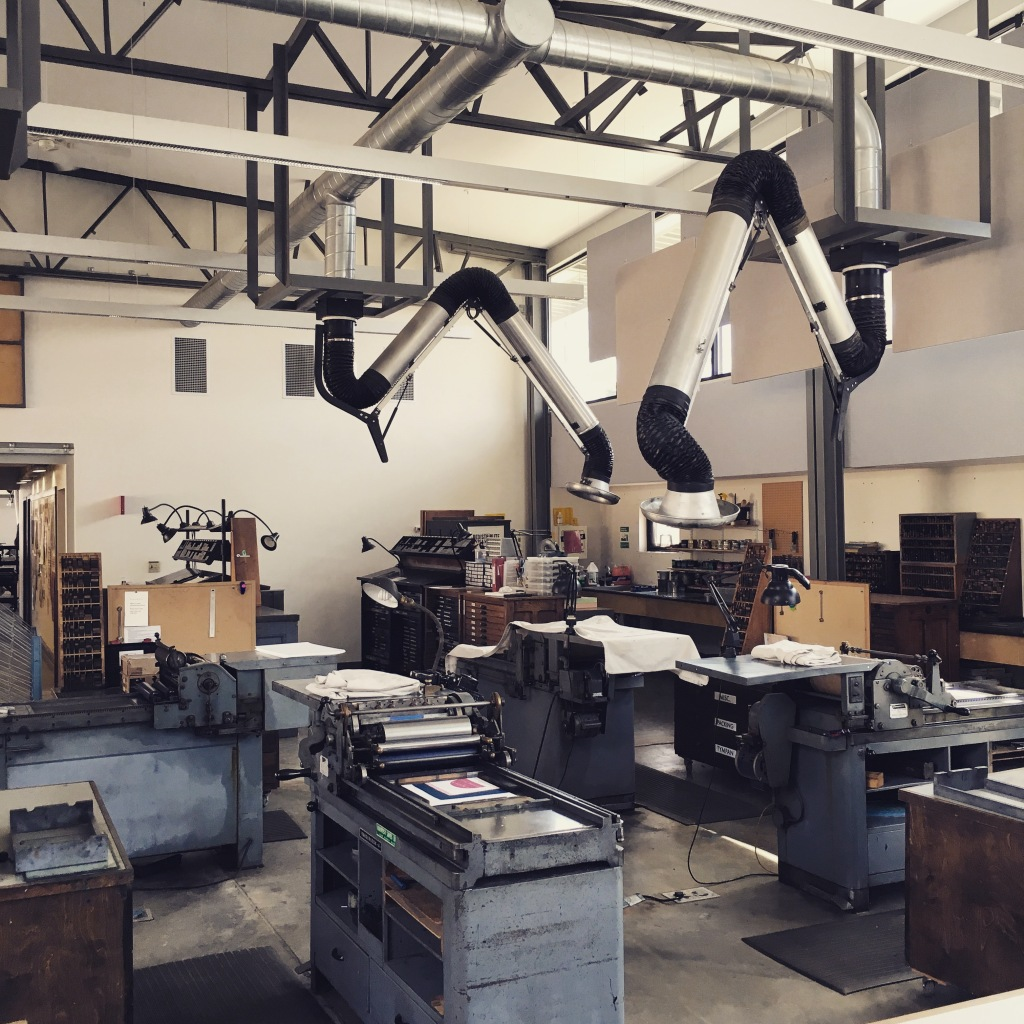 Studio at Penland School of Crafts - Penland, NC