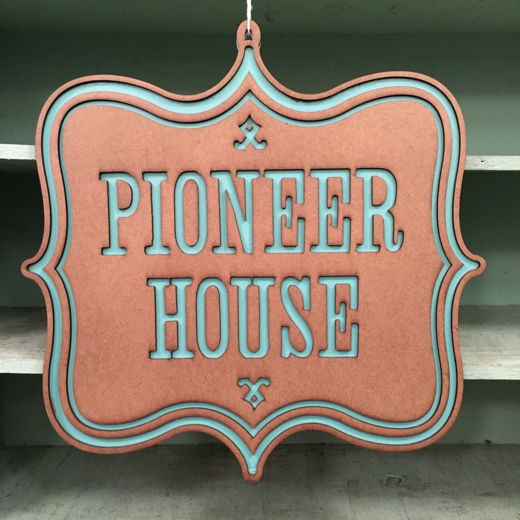 Pioneer House - Knoxville, TN