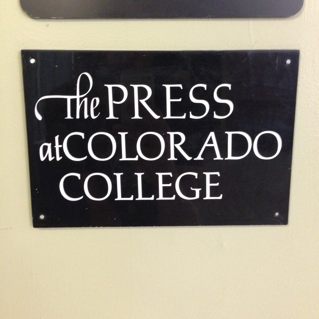 The Press at Colorado College - Colorado Springs, CO