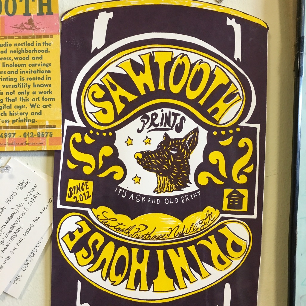 Sawtooth Print Shop - Nashville, TN