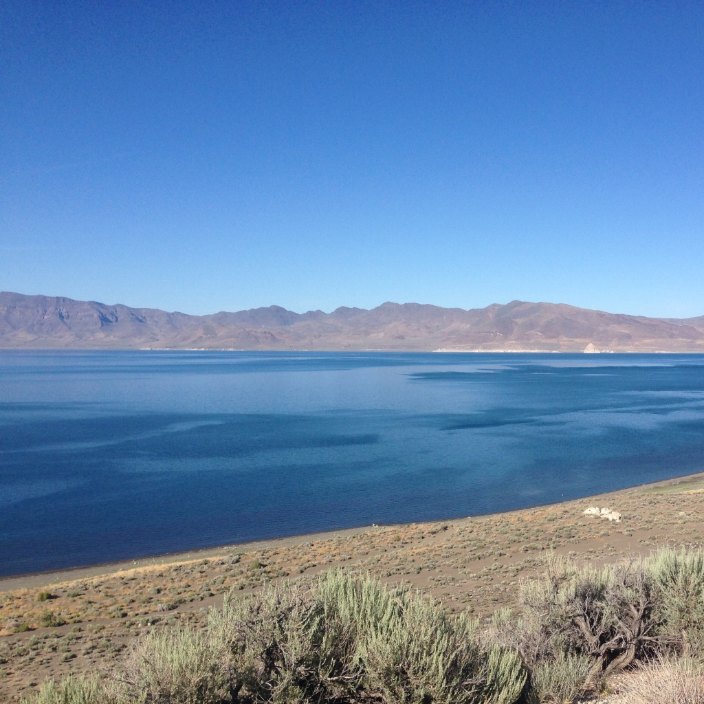 Pyramid Lake - Nixon, NV
