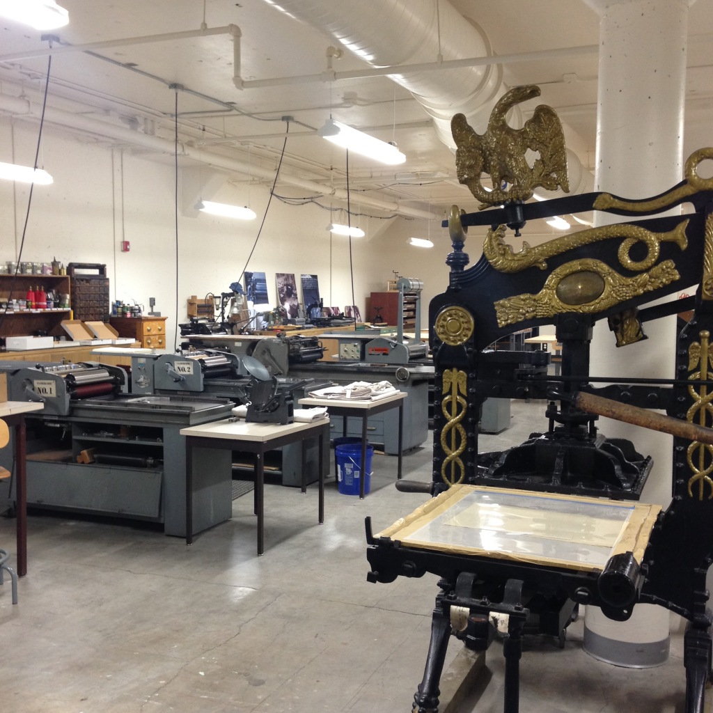 Studio at Black Rock Press - Reno, NV