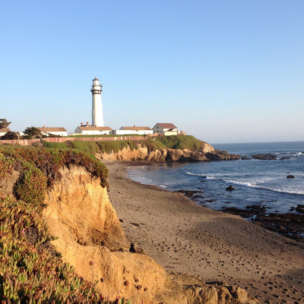 Pigeon Point Lighthouse - Pescadero, CA