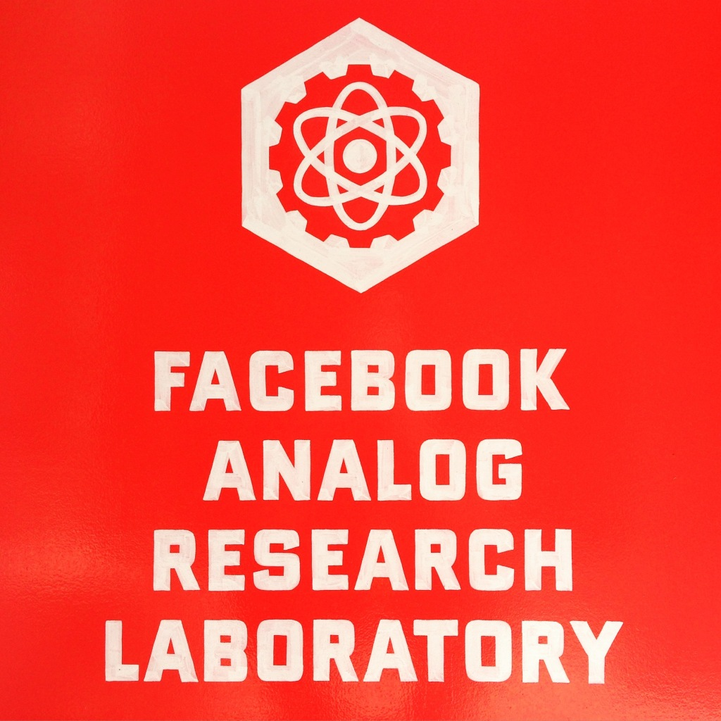 Facebook Analog Research Laboratory - Menlo Park, CA