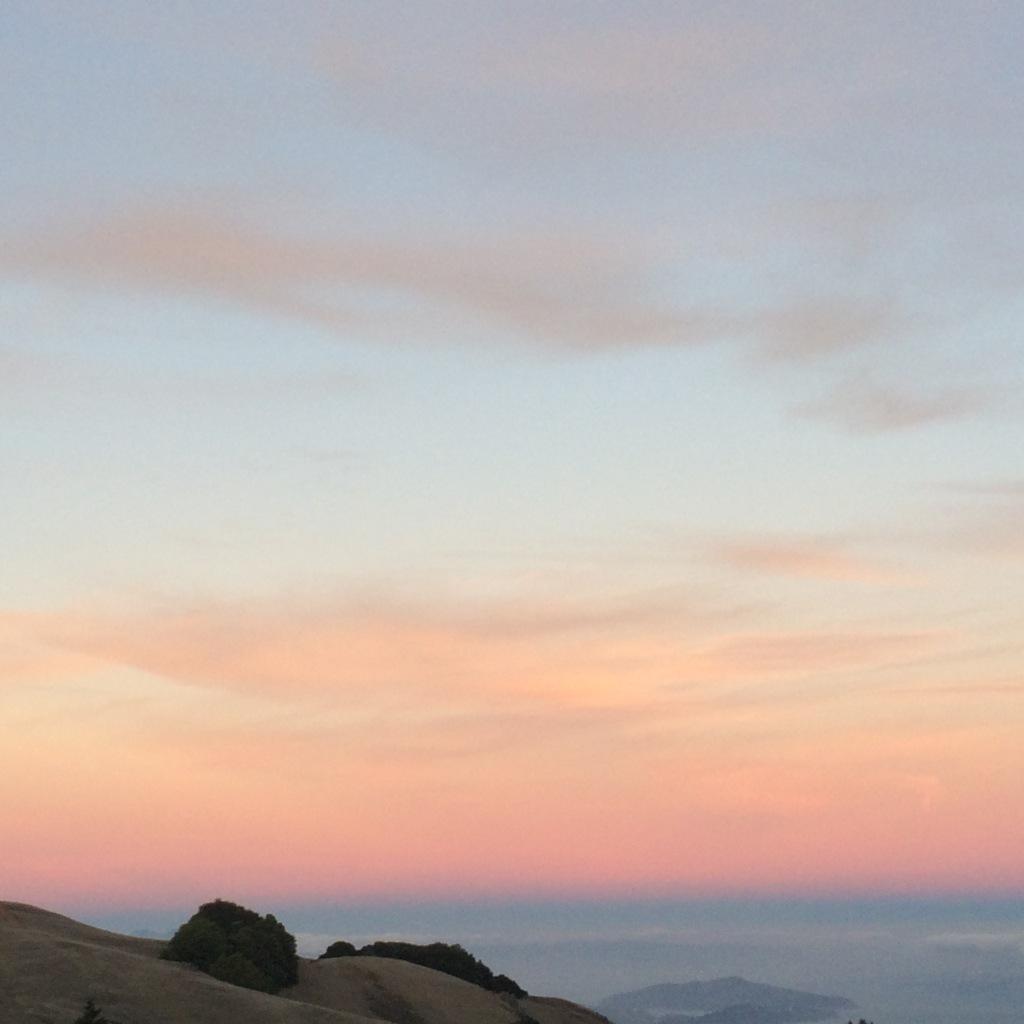 Mt Tamalpais - Bolinas, CA