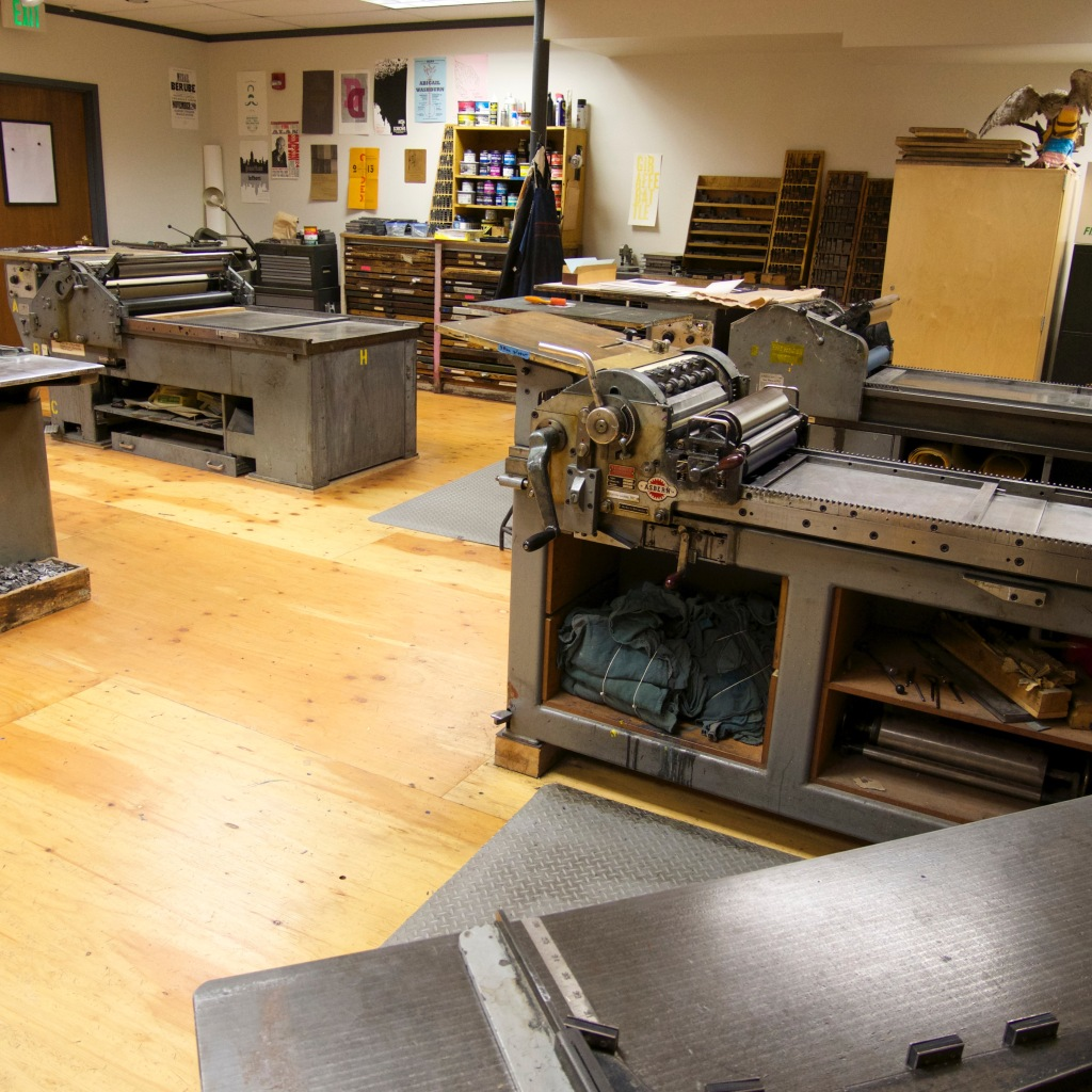 Studio at The Press at Colorado College - Colorado Springs, CO