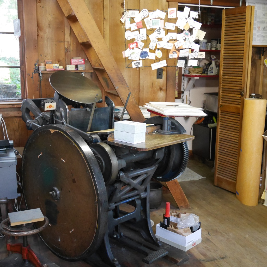 Studio at The Sherwood Press - Olympia, WA