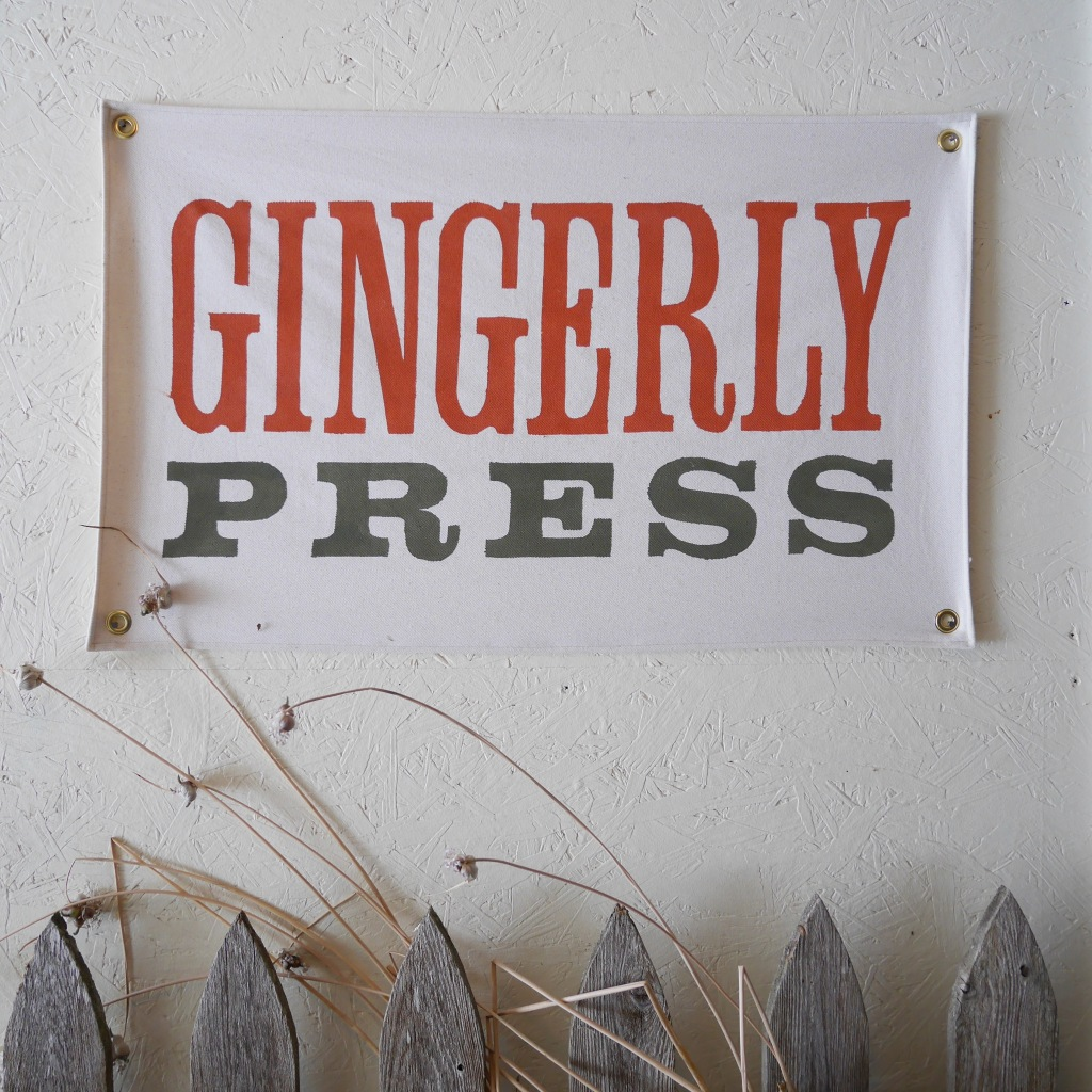 Gingerly Press - Landenberg, PA